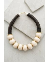 Anthropologie - Natural Aliandra Necklace - Lyst