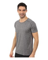 2XU - Blue Movement Short Sleeve Top for Men - Lyst