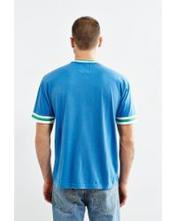 Urban Outfitters - Blue Vancouver Canucks Hockey Tee for Men - Lyst
