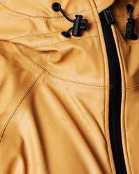 Hunter | Orange Original Rubberised Windcheater for Men | Lyst
