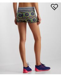 Live Love Dream   Multicolor Lld Kaleidoscope Volleyball Shorts   Lyst