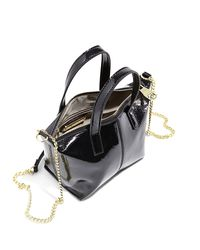 Steve Madden | Black Diamond Quilted Duffel | Lyst