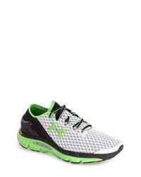 Under Armour | Blue 'speedform Gemini' Running Shoe for Men | Lyst