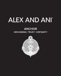 ALEX AND ANI - Metallic Anchor Slider Expandable Wire Bangle - Lyst