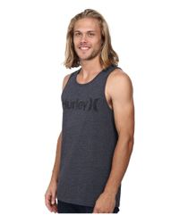 Hurley - Black One & Only Tank for Men - Lyst