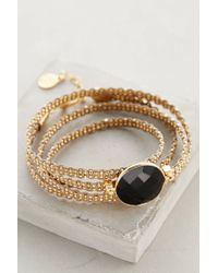 Gas Bijoux | Metallic Geminiano Wrap Bracelet | Lyst