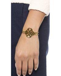 Gorjana - Metallic Everly Cuff Bracelet - Gold - Lyst
