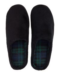 Howick - Black Slip On Casual Slippers for Men - Lyst