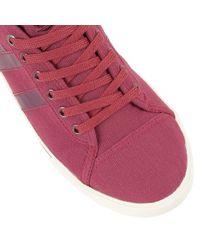 Gola - Purple Jasmine Canvas Pump Shoes - Lyst