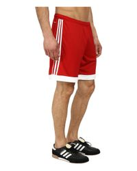 Adidas Originals - Red Tastigo 15 Dry Dye Short for Men - Lyst