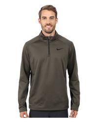 Nike | Natural Ko 1/4 Zip Top for Men | Lyst