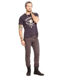 Denim & Supply Ralph Lauren | Gray Slim-fit Vevo Jeans for Men | Lyst