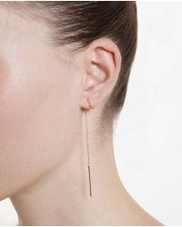 Maria Black - Metallic Gish Dc Twirl Earring - Lyst