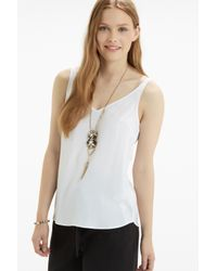 Oasis - Black Ornate Long Necklace - Lyst