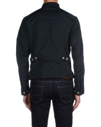 Brema - Blue Jacket for Men - Lyst