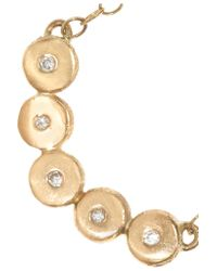 Melissa Joy Manning - Metallic 14-karat Gold Diamond Necklace - Lyst