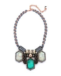 Nocturne | Multicolor Noa Necklace - Jade Multi | Lyst