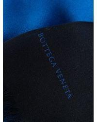 Bottega Veneta - Blue Light Scarf for Men - Lyst