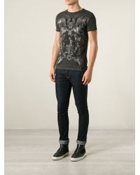 Philipp Plein - Black Promises T-Shirt for Men - Lyst