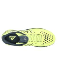 Adidas - Yellow Volley Response Boost - Lyst