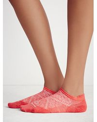 Free People | Pink Smartwool Womens Smartwool Ultra Light Sock | Lyst