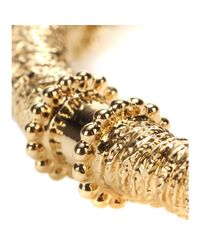 Chloé - Metallic Frankie Gold-tone Anklet - Lyst
