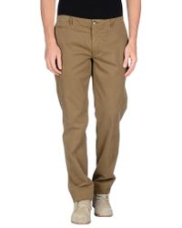C P Company - Natural Casual Trouser for Men - Lyst