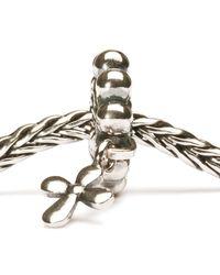 Trollbeads - Metallic Rosary Bead - Lyst