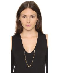 Madewell | Metallic Dala Layering Necklace | Lyst