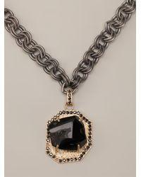 Kelly Wearstler - Metallic Esker Necklace - Lyst