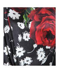 Dolce & Gabbana - Multicolor Silk Blouse - Lyst