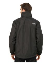 The North Face - Black Resolve Jacket for Men - Lyst