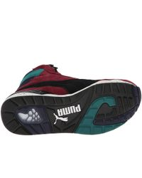 PUMA - Red Trinomic Xs 850 Mid Rugged for Men - Lyst