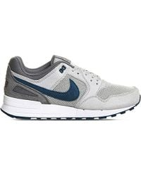 Nike | Gray Air Pegasus 89 Suede Trainers for Men | Lyst