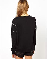 Pencey | Black Sophomore Sweatshirt | Lyst