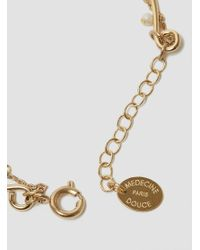 Medecine Douce - Metallic Kawaii Bangle Gold - Lyst