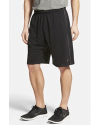Nike | Black 'epic' Dri-fit Shorts for Men | Lyst