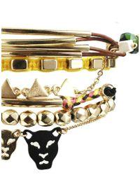 Pull&Bear - Multicolor Six Pack Divers Multipack Bracelet - Lyst