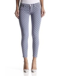 Hudson Jeans | Blue Krista Ankle Super Skinny | Lyst