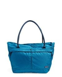Patagonia | Blue 'transport' Tote | Lyst