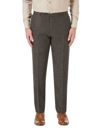 Skopes - Brown James Suit Trouser for Men - Lyst