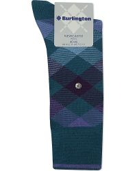 Smythson | Green Newcastle Tartan Socks for Men | Lyst