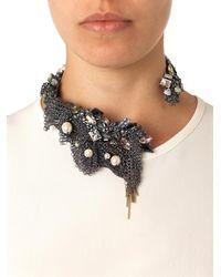 Vickisarge | Multicolor Nico Collar Necklace | Lyst