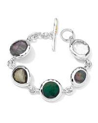 Ippolita | Multicolor Wonderland Chunky Link Bracelet | Lyst