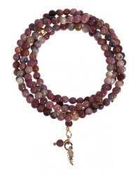 Only Noa Chez Carré Y. | Brown Tourmaline Bracelet | Lyst