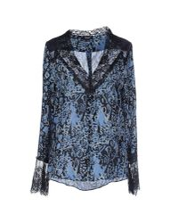 Tolani | Blue Shirt | Lyst