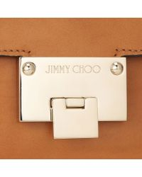 Jimmy Choo - Brown Rebel Soft S - Lyst