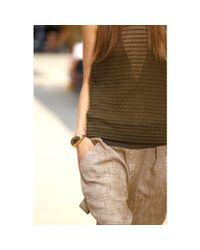 Chloé - Metallic Ciara Bracelet - Lyst