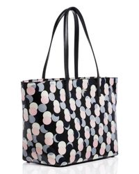 Kate Spade | Multicolor Gallery Drive Small Harmony Printed Tote | Lyst