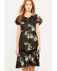 Somedays Lovin | Black Isle Of Sky Floral Dress | Lyst